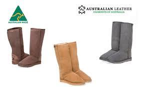 ugg boots australian leather australian leather ugg boots groupon
