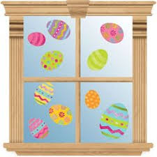 Diy Easter Window Decorations by Diy Easter Garland From Free Printables Saved In Easter File On