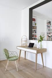 bureau blanc et comment meubler et d corer un bureau scandinave blanc of bureau