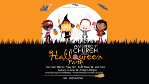 halloween party u2014 waterfront church