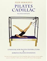 Pilates Chair Exercises Ellie Herman U0027s Pilates Wunda Chair Ellie Herman 9780976518174