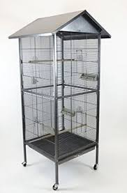 amazon black friday bird cages amazon com new large wrought iron parrot bird play stand play