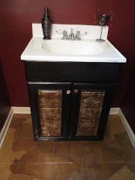 guest bathroom vanity update u2013 emodel your home