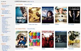 how can i get lovefilm amazon u0027s live streaming tv and film service