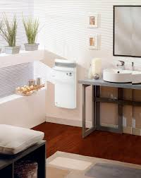 designer wall mounted fans wall mounted fan heater indigo airelec