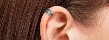 ear cuffs for pierced ears ear cuffs they re trendy edgy and cool
