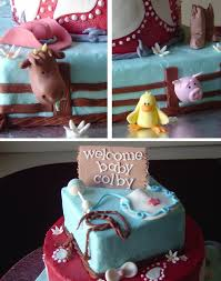 western baby shower cake ideas crazy for design western baby