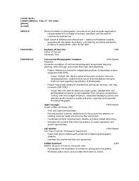 photography resume examples microsoft office 365 sample resume templates photographer resume
