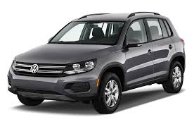 2017 volkswagen tiguan reviews and rating motor trend