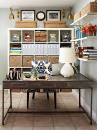 Best Home Office Design And Tech Images On Pinterest Office - Home office in living room design