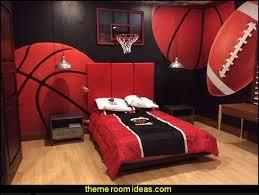 Kids Room Boys Bedroom Decorating Ideas Sport Baseball Theme - Boys bedroom decorating ideas sports