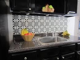 how to kitchen backsplash how to stencil a faux tile backsplash hometalk