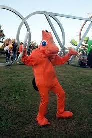Gumby Pokey Halloween Costumes 11 Favorite Halloween Costumes Voodoo Fest Photo