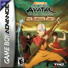 avatar airbender gba usa rom u003e gameboy advance gba