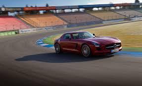 mercedes sls amg gt 2013 mercedes sls amg gt drive review car and driver