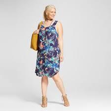 plus size dresses target