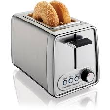 Bread Toaster Hamilton Beach Modern Toaster Model 22781 Walmart Com