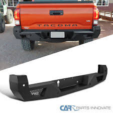 2002 toyota tacoma rear bumper replacement bumpers for toyota tacoma ebay