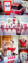 Minnie Mouse Halloween Birthday Party by Kara U0027s Party Ideas Minnie Mouse Party Planning Ideas Supplies Idea