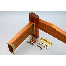 bed frame bracket kia ora 120 x 40mm gold maxilock bed bracket bunnings warehouse template