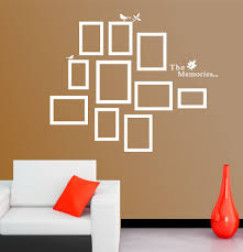 picture frames quotes like success picture frames for living room wall decals quotes