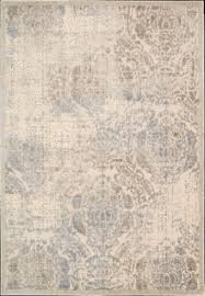 Faded Area Rug Rugstudio Presents Nourison Graphic Illusions Gil 09 Ivory Machine