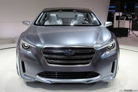 subaru legacy subaru legacy concept makes debut in la