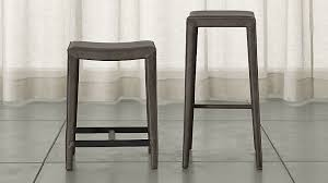 Crate And Barrel Bar Stool Delightful Amazing Bar Stools Backless 11 Metal Texture In