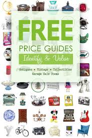 free price guides u2014 id u0026 value garage sale items antiques