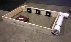 Homemade Dog Beds Diy Air Conditioned Dog Bed Is Affordable And Easy To Make Homecrux