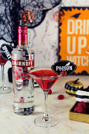 martini raspberry halloween martini hairspray and highheels