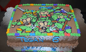 teenage mutant ninja turtles teenage mutant ninja turtles cake