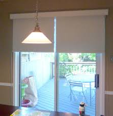Cellular Shades For Patio Doors by Roller Shades For Patio Doors Window Treatments Design Ideas