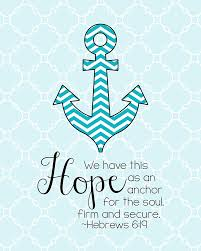 Quot Love Anchors The Soul - printable scripture verses more free printable bible verse decor