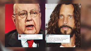 the internet remembers chris cornell as a hero and roger ailes as