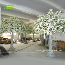 gnw bls022 10ft white decorative trees cherry blossom for
