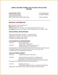 resumes for high students skills 7 resume form for students skills based how to write a student