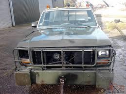 84 Ford Diesel Truck - 350 truck bobtail 1983 us airforce diesel mercedes auto