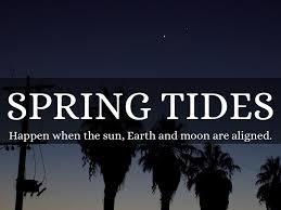 science tides the sun and the moon by alexandra