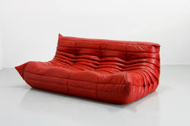 prix canap togo ligne roset vintage leather togo sofa by michel ducaroy for ligne roset for