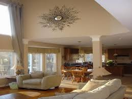 Home Decor With Mirrors by Mirror Above Couch Living Room Living Room Ideas