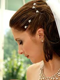 celtic wedding hairstyles photo wedding hairstyles for short hair with tiara and veil