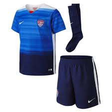 kids usa amazonsmile nike 2015 u s stadium away preschool kids soccer