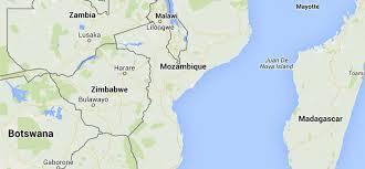 Mozambique Map Mozambique Sos Barnebyer