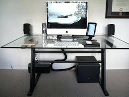 Computer Desk Case Mod Desk Small Corner Computer Desk Glass Computer Desk Glass Black