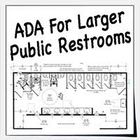 Ada Requirements For Bathrooms by Bathroom Dividers In Various Materials Free Shipping