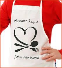 cuisine personnalis tablier de cuisine personnalisé pas cher tablier cuisine