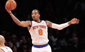 j r smith is getting new tattoo if the knicks win the title