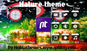 themes nokia c2 mobile nokia themes nature theme for nokia c2 01 c2 06 asha 300 303 x2