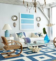 Beach Theme Decorating Ideas For Living Rooms - Beach inspired living room decorating ideas